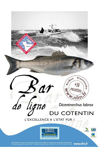 Bar Ligne Cotentin Affiche