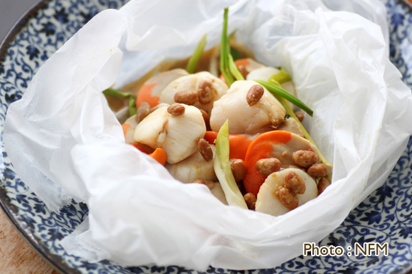 Et si on cuisinait conseils et recettes de cuisine for Coquilles saint jacques en entree