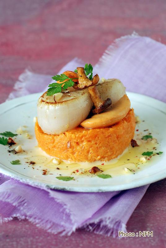 Et si on cuisinait conseils et recettes de cuisine - Cuisiner les coquilles st jacques surgelees ...