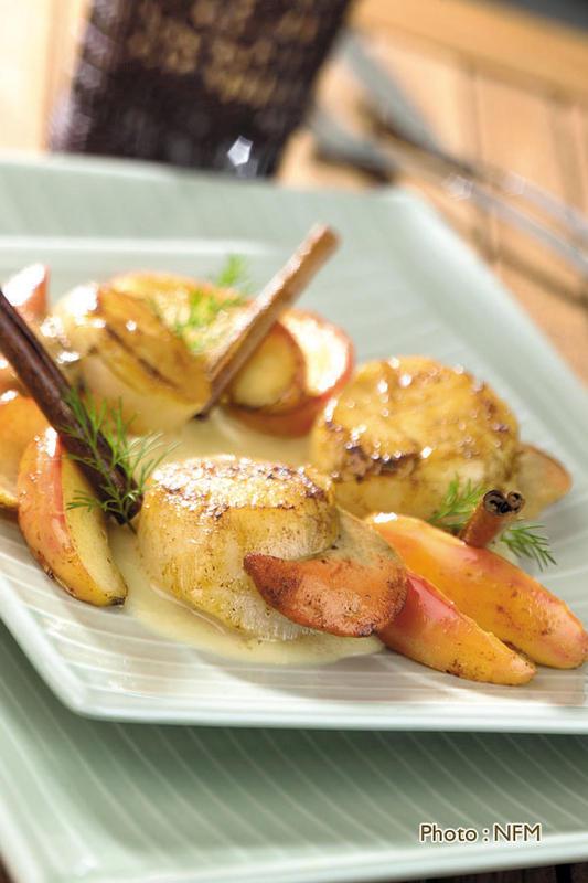 Et si on cuisinait conseils et recettes de cuisine for Saint jacques cuisine