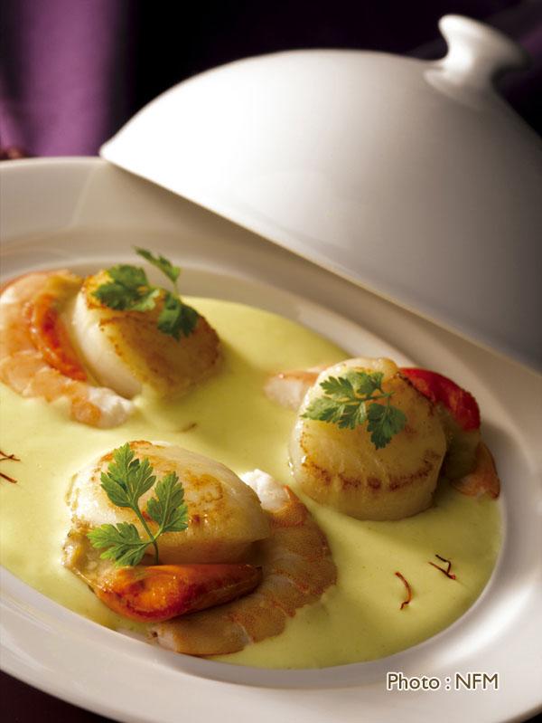 Et si on cuisinait conseils et recettes de cuisine - Coquille saint jacques maison ...