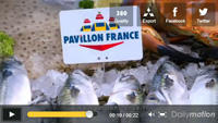 Spot TV Pavillon France Maquereau