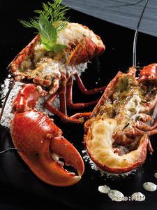 Phototh que des produits de la p che de normandie 23 - Recette homard grille ...