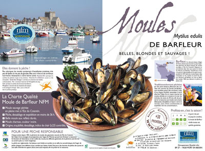 Moule Barfleur Set Table